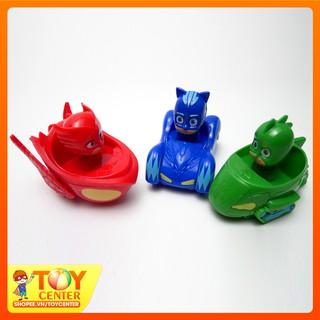 Mô hình PJ Masks Gekko, Owlette, Catboy – Car of PJ Masks | TOYCenter
