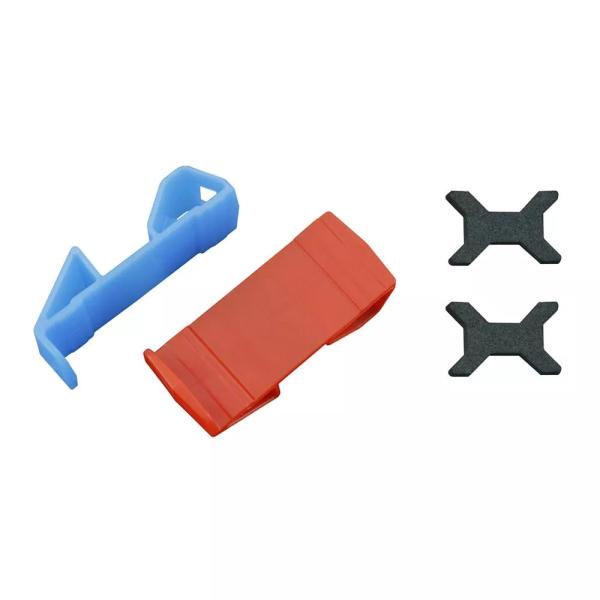 2 PCS KINGKONG/LDARC RC Drone Big Size Battery TPU Landing Gear for 3-6S 1000-1800mAh Lipo Battery