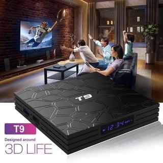 TV box cấu hình khủng RAM 4G ROM 32G chạy ứng dụng bản quyền bảo hành 1 năm