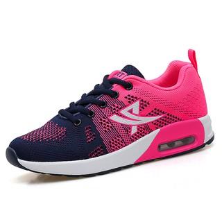 Giày Thể Thao Nữ YOZOH Dệt Kim Flyknit Size 35-40 Nhiều Màu Tùy Chọn thumbnail