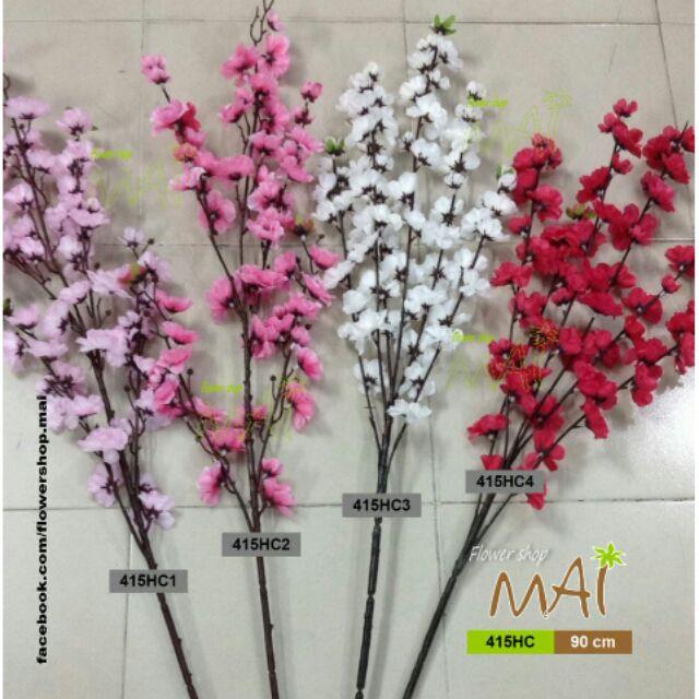 Hoa đào giả