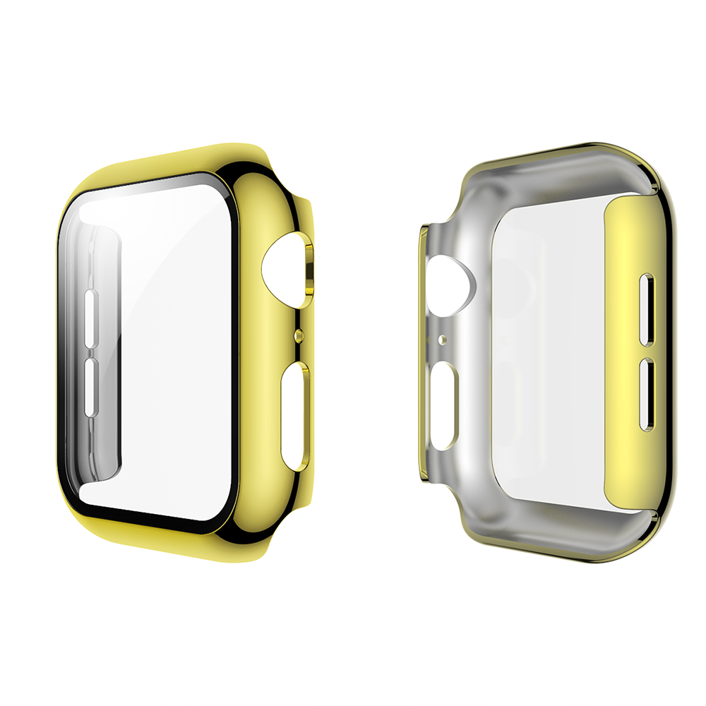 MYRON Accessories Wristbands Bracelet Electroplate 3D Curved Plating PC Bumper Case
