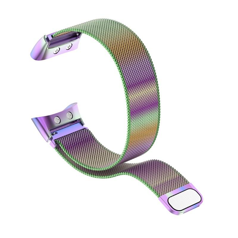 Dây đeo đồng hồ bằng inox nam châm dành cho Garmin Forerunner 45/45S Swim 2