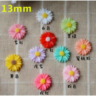 Charm hoa cúc 13 mm