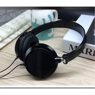 [Mã ELFLASH5 giảm 20K đơn 50K] Tai nghe chụp tai J1 thời trang có micro, có thể gấp lại gọn gàng (màu đen)