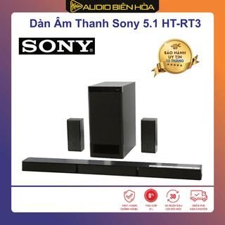 Loa Soundbar Sony HT-RT3 – Dàn âm thanh 5.1 Công Suất 600W – Hàng chính hãng Sony Việt Nam