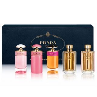Set Nước Hoa Nữ Prada The Prada Miniatures Collection (5 Chai) - Scent of Perfumes thumbnail