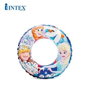 Phao vòng 51 cm Nữ hoàng băng giá Intex 56201