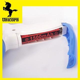 Bộ Loa Phóng Thanh Pin Sạc Cầm Tay Megaphone Model MS16003 Công Suất 25W Có Khe Cắm USB