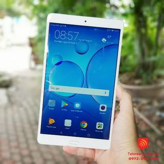 Máy tính bảng Huawei Dtab D01J 2K RAM 3GB 4G,wifi, vỏ nhôm, vân tay, nghe gọi như điện thoại