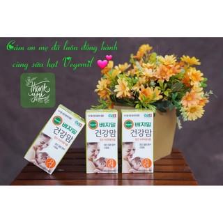Sữa Bầu Vegemil thùng 16 hộp x 190ml ( Date 10/21 )