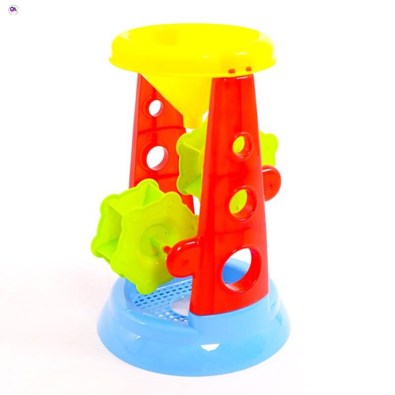 [FreeShip] Bộ đồ chơi xúc cát có guồng quay Hàng Chuẩn [Buôn/Sỉ] [Buôn/Sỉ]