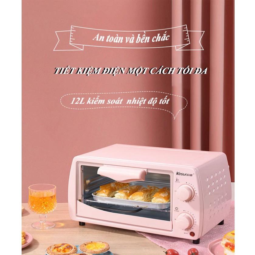 tUANN2 Lò Nướng Mini Đa Năng, Rã Đông, Nướng Bánh, Nhỏ Gọn, Tiện Lợi PAPAA.HOME tUANN2