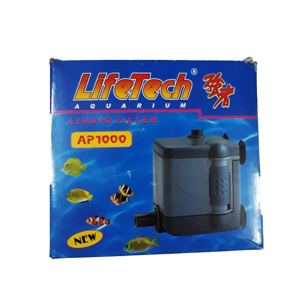Máy Bơm Nước Hồ Cá LifeTech AP1000 - Máy Bơm Nước Bể Cá Cao Cấp - 3088450 , 1163558970 , 322_1163558970 , 65000 , May-Bom-Nuoc-Ho-Ca-LifeTech-AP1000-May-Bom-Nuoc-Be-Ca-Cao-Cap-322_1163558970 , shopee.vn , Máy Bơm Nước Hồ Cá LifeTech AP1000 - Máy Bơm Nước Bể Cá Cao Cấp