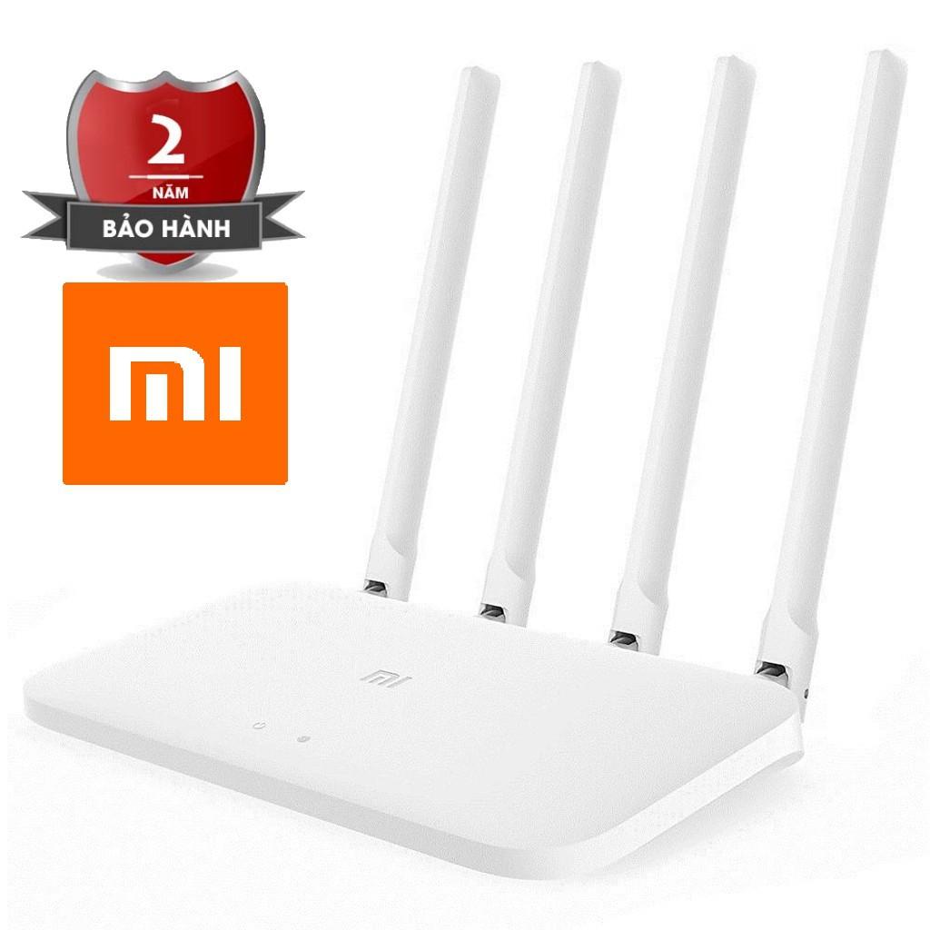Bộ Phát Wifi Xiaomi 4A - Băng Tần2.4GHz và 5GHz. Chính Hãng