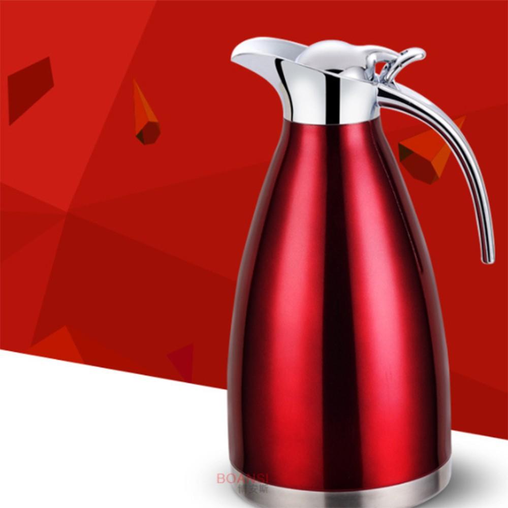FREESHIP - Phích giữ nhiệt ruột inox hàng xịn Vacuum Jug 2L giữ nóng giữ lạnh