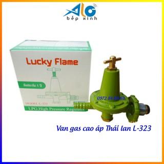 Van gas cao áp Thái lan L-323 - Van gas công nghiệp - Xuất xứ Thái lan - Siêu bền - An toàn - Alo Bếp Xinh