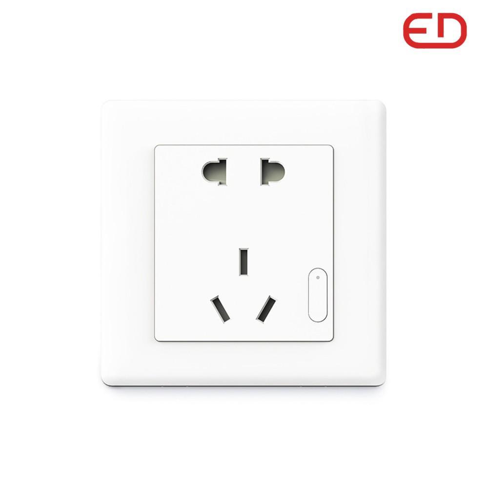 Ổ cắm điện gắn tường thông minh Xiaomi aqara, Giá tháng 1/2021