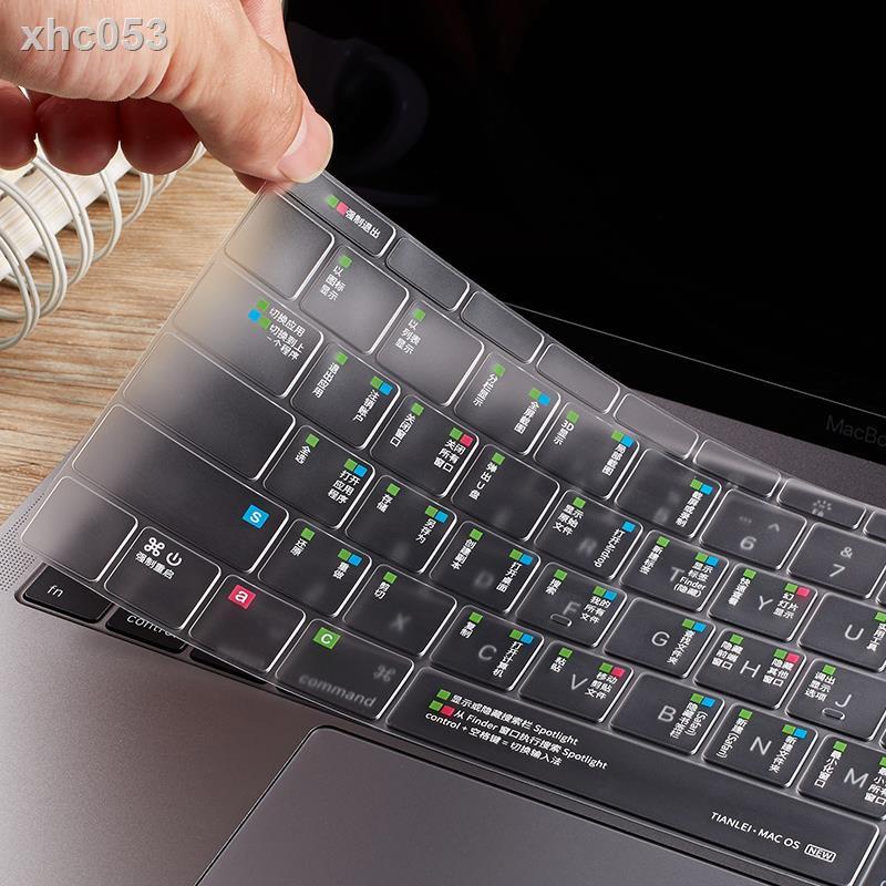Phim Dán Bảo Vệ Bàn Phím Máy Tính Macbook Air Notebook Macbook 16 Pro Kích Thước 13 Inch 13 Inch