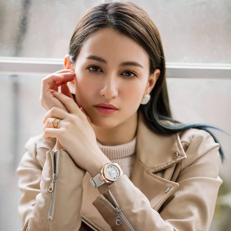 Đồng Hồ Nữ Casio Dây Nhựa BABY-G MSG-S200G-7A Chính Hãng