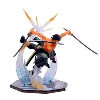 Mô hình Zoro One piece battle ver 2 cao 20cm - Figure Zoro One piece thumbnail