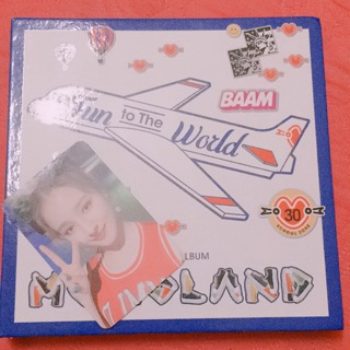Album fun to the world momoland
