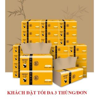 Thùng giấy ăn Sipao 30 gói cao cấp. thumbnail