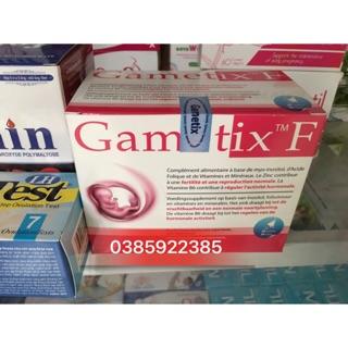 gametix f hộp 30 gói dùng cho phụ nữ thumbnail
