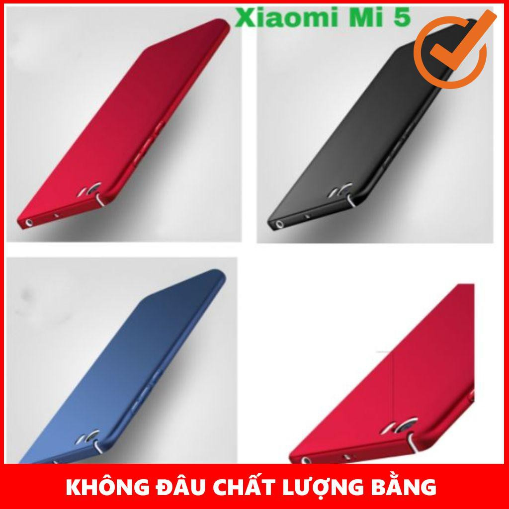 [HOT]  Xiaomi mi 5 ốp lưng nhựa mỏng cao cấp