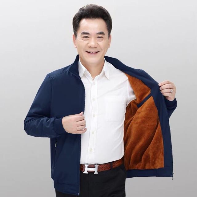 Áo khoác trung niên cao cấp quảng châu