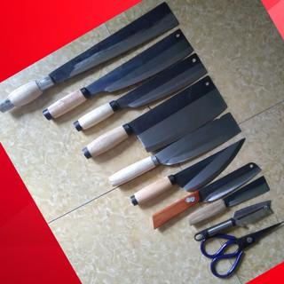 Bộ dao nhà bếp 10 món Tiến Lộc size lớn nhất