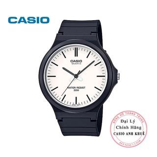 [Mã FARSBR153 giảm 15% đơn 150K] Đồng hồ Nam Casio MW-240-7EVDF dây nhựa
