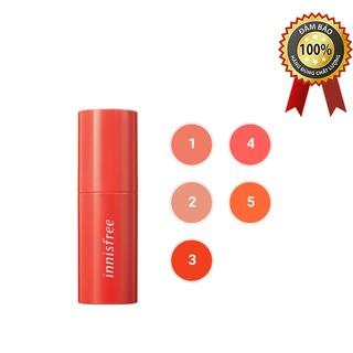 Son môi lâu trôi dưỡng ẩm [innisfree] Vivid Shine Tint 4.5g thumbnail