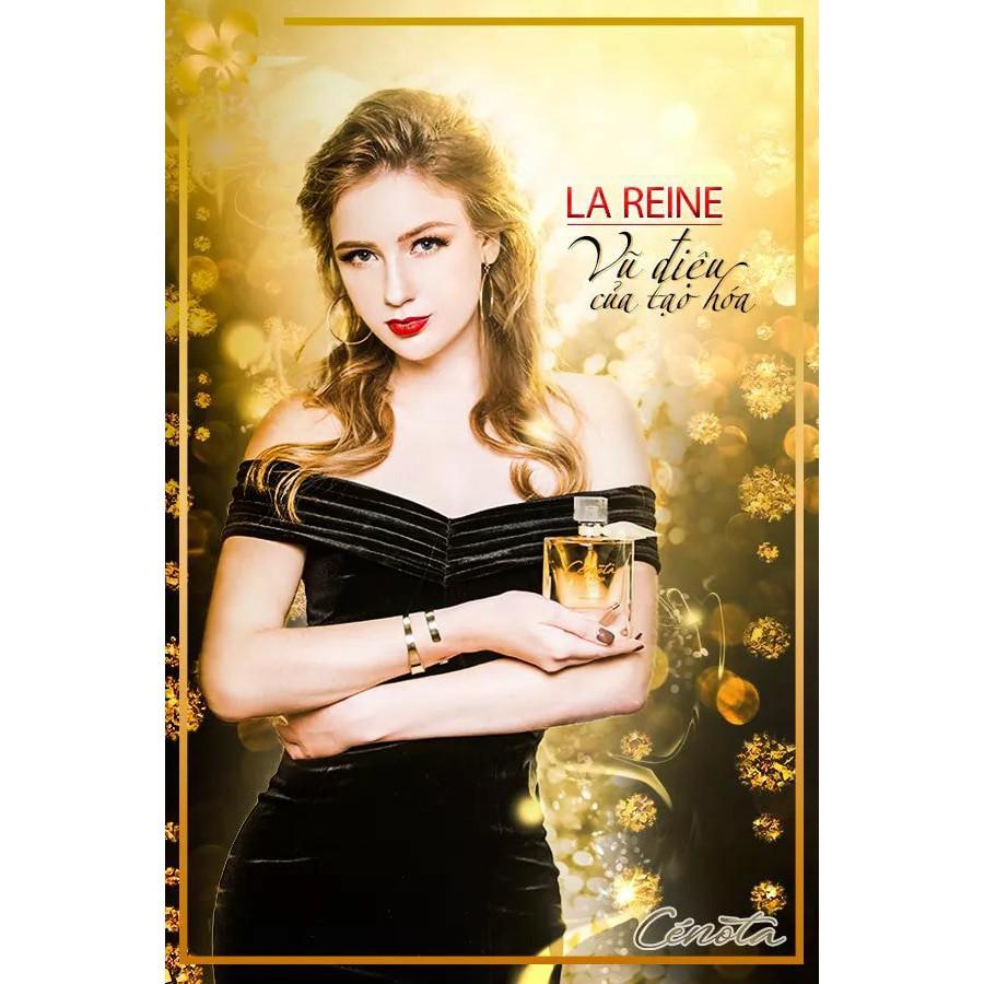 Nước Hoa Pháp CENOTA LA REINE Nơ - Vàng quý phái - 3078189 , 848065702 , 322_848065702 , 900000 , Nuoc-Hoa-Phap-CENOTA-LA-REINE-No-Vang-quy-phai-322_848065702 , shopee.vn , Nước Hoa Pháp CENOTA LA REINE Nơ - Vàng quý phái