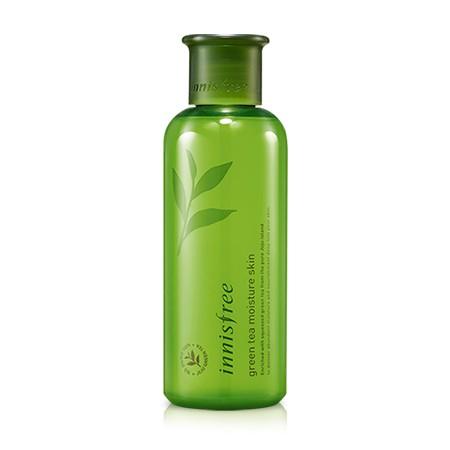 Nước hoa hồng trà xanh cho da khô Innisfree moisture skin 200ml - 2602054 , 281531267 , 322_281531267 , 300000 , Nuoc-hoa-hong-tra-xanh-cho-da-kho-Innisfree-moisture-skin-200ml-322_281531267 , shopee.vn , Nước hoa hồng trà xanh cho da khô Innisfree moisture skin 200ml
