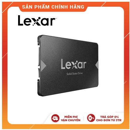 """Ổ Cứng Di Động SSD 120GB SSD LNS100 VAL EU 2.5"""" SATA3 Lexar Giá chỉ 499.000₫"""
