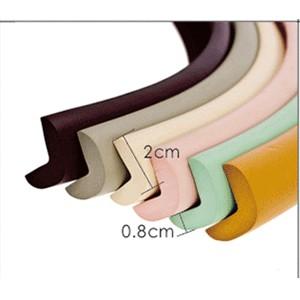 Combo 5 cuộn dây cao su bọt biển mềm 1 cuộn dài 2m dán bọc góc cạnh bàn, tủ kính, giường an toàn cho - 3287506 , 1230794963 , 322_1230794963 , 249000 , Combo-5-cuon-day-cao-su-bot-bien-mem-1-cuon-dai-2m-dan-boc-goc-canh-ban-tu-kinh-giuong-an-toan-cho-322_1230794963 , shopee.vn , Combo 5 cuộn dây cao su bọt biển mềm 1 cuộn dài 2m dán bọc góc cạnh bàn,