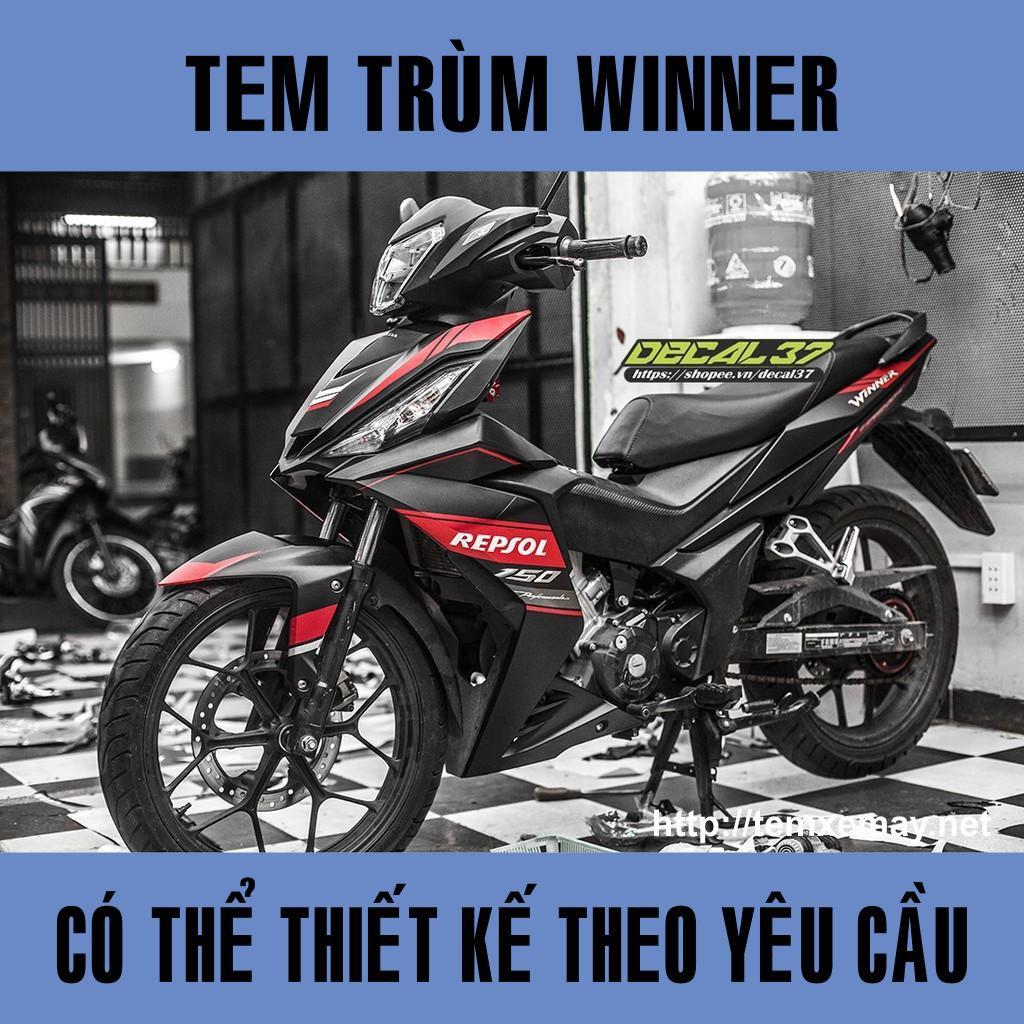 Tem Trùm Winner repsol 150 Đẹp - 22978561 , 2335825407 , 322_2335825407 , 350000 , Tem-Trum-Winner-repsol-150-Dep-322_2335825407 , shopee.vn , Tem Trùm Winner repsol 150 Đẹp