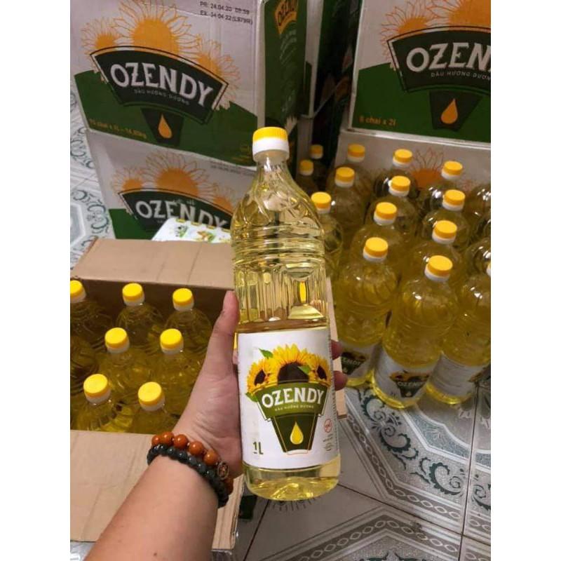 Dầu đậu nành Ozendy của Nga loại 1L