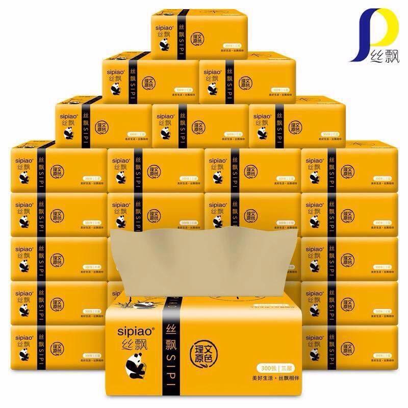 Giấy ăn gấu trúc Sipao một thùng 27 gói siêu dai - 2954077 , 476338234 , 322_476338234 , 200000 , Giay-an-gau-truc-Sipao-mot-thung-27-goi-sieu-dai-322_476338234 , shopee.vn , Giấy ăn gấu trúc Sipao một thùng 27 gói siêu dai