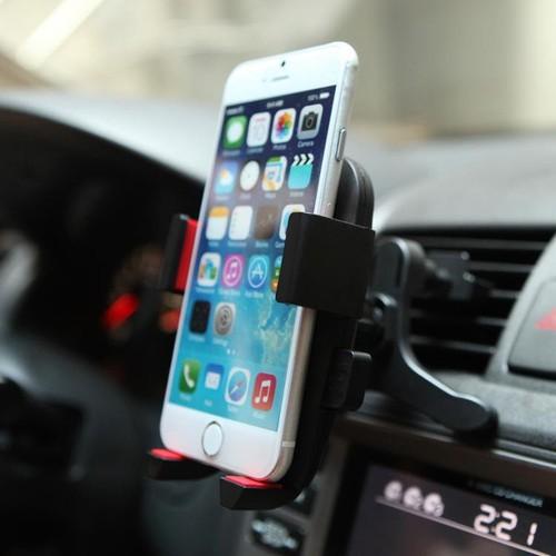 Kẹp điện thoại trên ô tô, xe hơi Longneck
