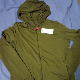 Áo nắng nam 2 lớp vải gân mát chống uv