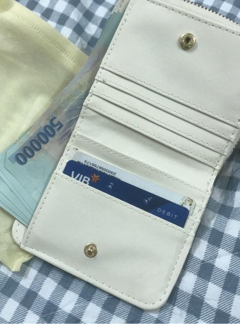 Vi da mini kiểu dáng Hàn Quốc ( đã bán)
