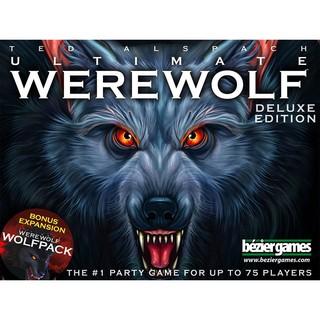 Ma sói Ultimate deluxe- bản việt hóa-90 lá bài- giá siêu rẻ