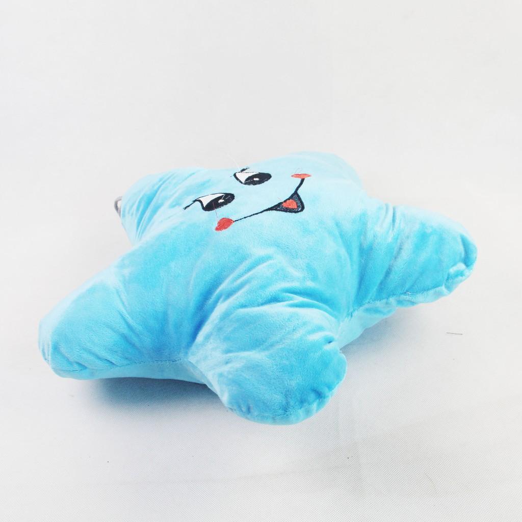 [GẤU BÔNG GIẢM GIÁ] Gấu bông ( thú bông ) hình ngôi sao - xanh [Store 1688]