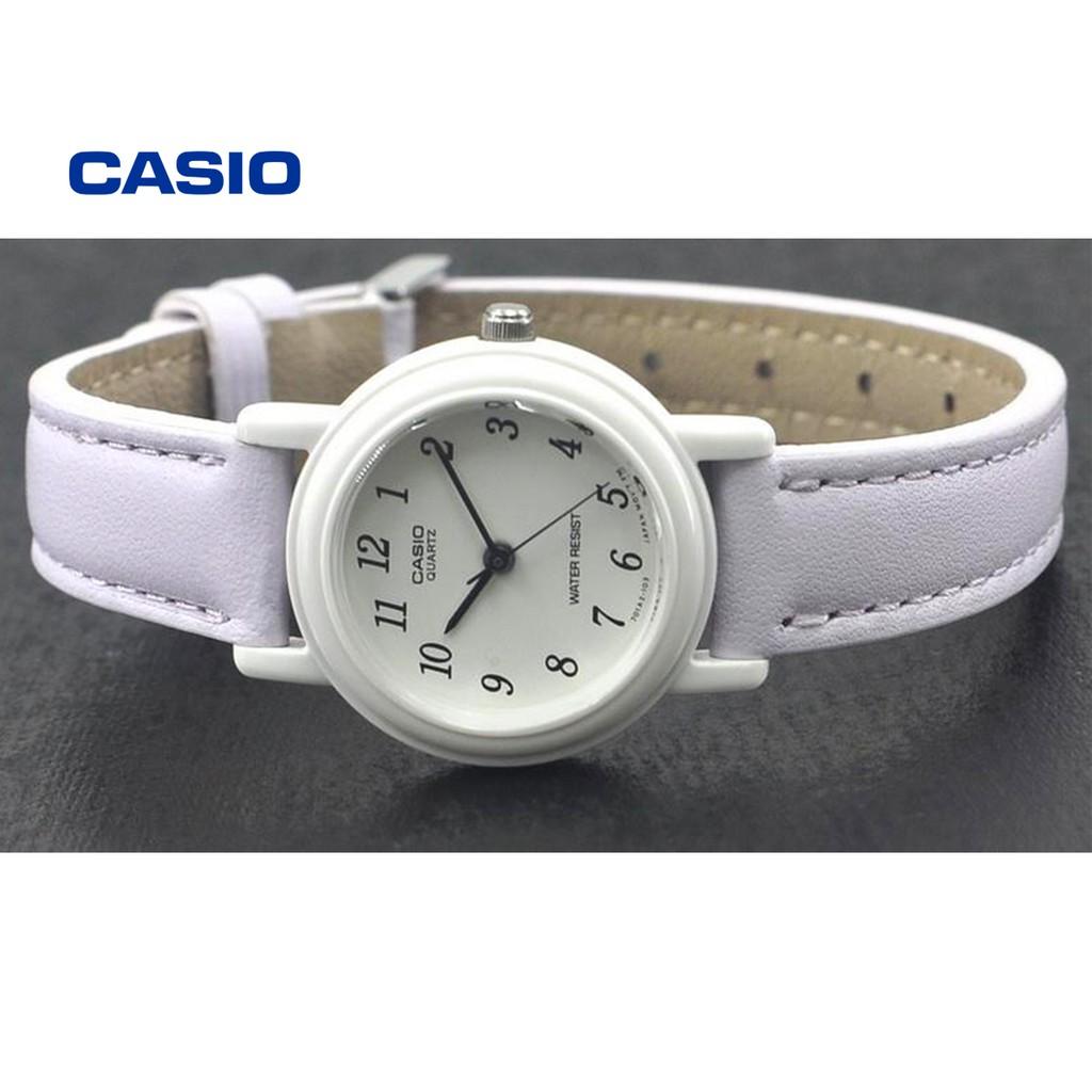 Đồng hồ trẻ em nữ CASIO LQ-139L-6BDF chính hãng - Bảo hành 1 năm, Thay pin miễn phí