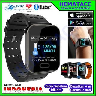 Đồng hồ đeo tay thông minh thể thao A6 Bluetooth cao cấp