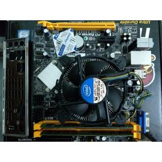 Combo main H61+Cpu G1630+ ram 4Gb(đủ chặn)