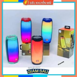 Loa Bluetooth JBL pulse 4 Đèn Led Âm Thanh Chuẩn Bass Căng Đét Hàng Cao Cấp thumbnail