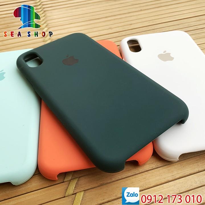 [ĐẦY ĐỦ MÀU SẮC]Ốp lưng --CHỐNG BẨN-- iPhone 6 Plus - iPhone 7 Plus - iPhone 8 Plus - iPhone XS Max - XR - iP 11 Pro Max